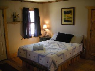 Cabin # 3 Sleeping Area