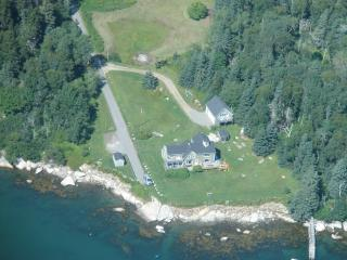 Harcliff-Oceanfront property on Penobscot Bay
