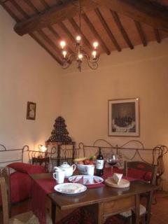 Il Forno livingroom