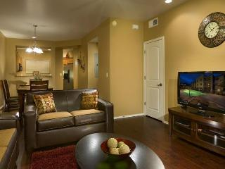 Living Room: High Definition TV, DVD Player, Cable, and More!