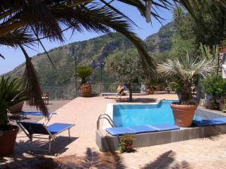 Amalfi Coast Accommodation with Pool - Furore 1