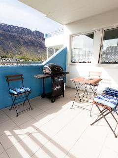 GentleSpace apartment at Fjarðarstræti 6