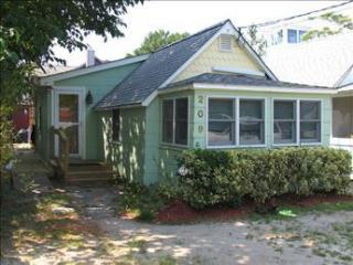 Gorgeous 1 Bedroom & 1 Bathroom House in Cape May Point (Flip Flop Beach 6031)