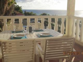 Saint Martin Luxury Condo, Dawn Beach Ocean Views
