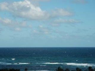 Ocean view from balconey