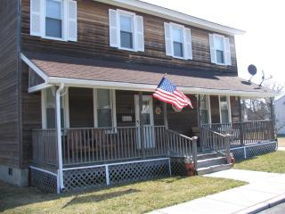 6 bedroom single family home in historic Cape May