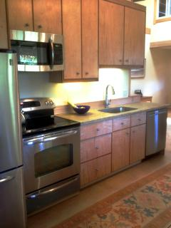 Gold Star Retreat Kitchen