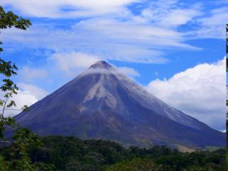 Majestic 'Volcano Arenal'