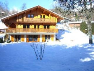 Chalet set in large grounds