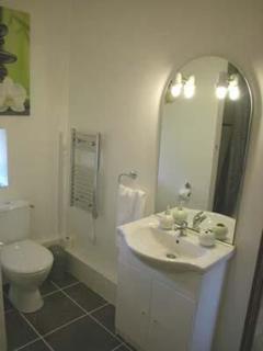 Fleur de Lys Bathroom