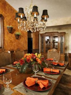 Elegant Main Floor Dining Room