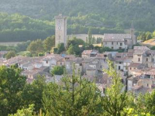peaceful Provencal village house
