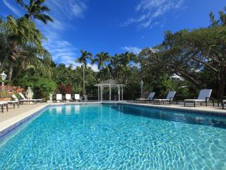 Vistamar Villa on Sandy Lane Estate, Barbados