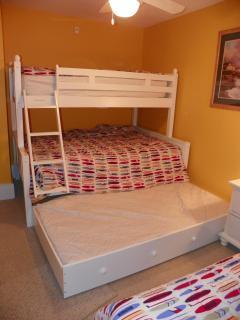 Trundle Bed - Sleeps 5