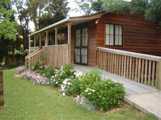 Karangahake cottage, Coromandel