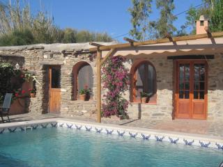 Live the spanish dream in Jasmin Cottage, Orgiva