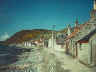 Crovie Cottage, Banffshire, Aberdeen, Scotland