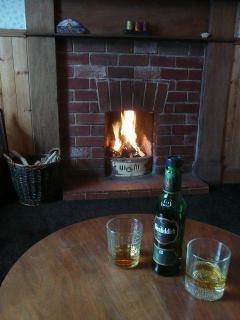 A dram fine fireside