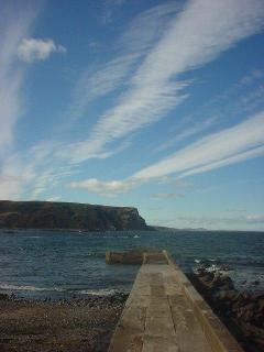 Big Banffshire sky