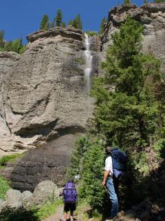 Four Mile Falls