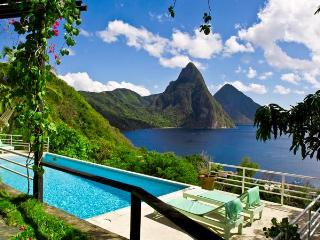 Pitons View