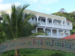 3 bedroom ocean view home Boscobel Jamaica / cook