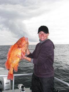 Yelloweye Rockfish...very tasty!