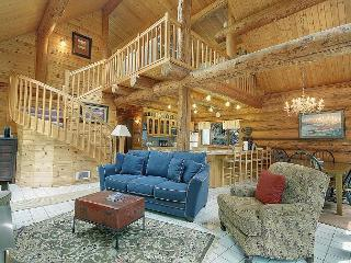 Private 3 Bedroom Log Home On 5 Acres - (Elena Log Home), Friday Harbor