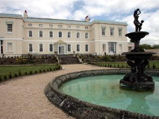 Palladian Mansion (near Dublin)   deburghmanor.