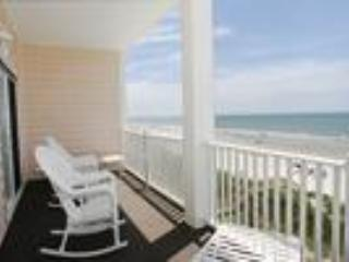 Atlantis Villas 6 BDRM OceanFront/Unit205/POOL TBL, North Myrtle Beach