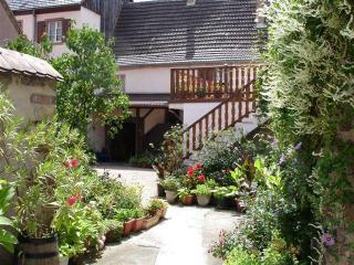 The Flower Garden 2 bedroom condo rental in Alsace, Mutzig