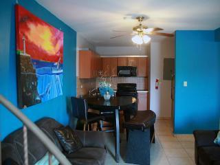 Sandy Beach Penthouse Condo!, Rincón