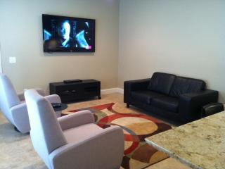 50' Sharp Aquos LCD in Family Room