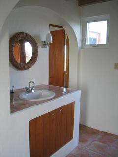 West bathroom