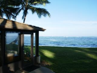 Ocean Front Paradise on the North Shore, Waialua