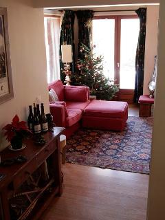 Chalet Le Yeti Sitting Room