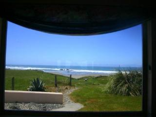 Path to your beach from dining room window