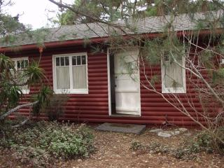 Classic Antique Cabin in Cambria, ocean and forest