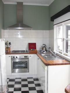 The perfect art deco kitchen
