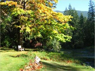 Cowichan Riverside Cottage, Lake Cowichan