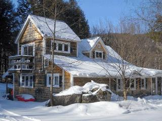 Metcalf Pond Cottage, Near Smugglers Notch