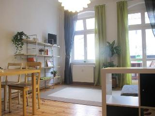 Annas Apartment in Berlin, Bright and Cozy