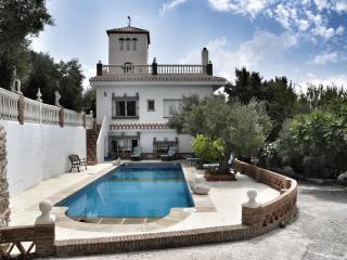 Villa Trastamara en Cazulas, Granada