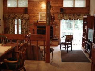 Executive Bear Retreat: Indoor Pool Spa HDTV WiFi, Shawnee on Delaware
