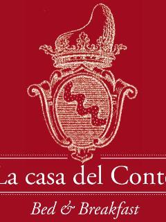 B&B La Casa del Conte Logo