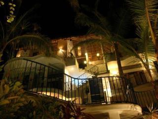 Jardin de las Palmas as Night!