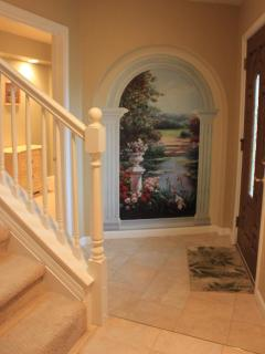 West Coast Villa II Entrance Foyer