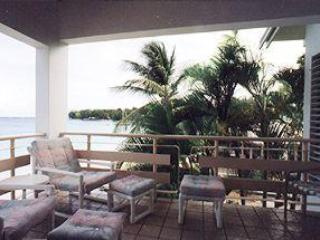 panoramic view  seen from inside the condo