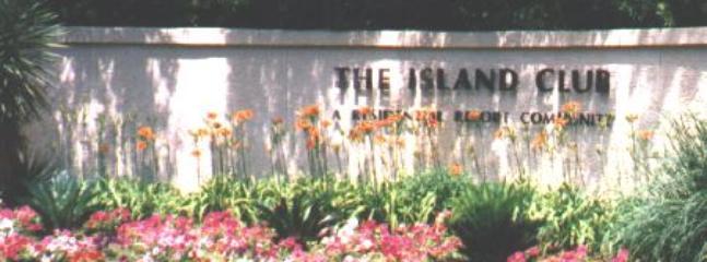Island Club Entrance