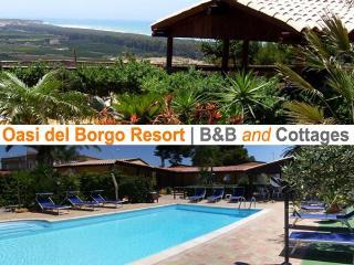 Breathtaking view Resort with Pool & Jacuzzi, Ribera